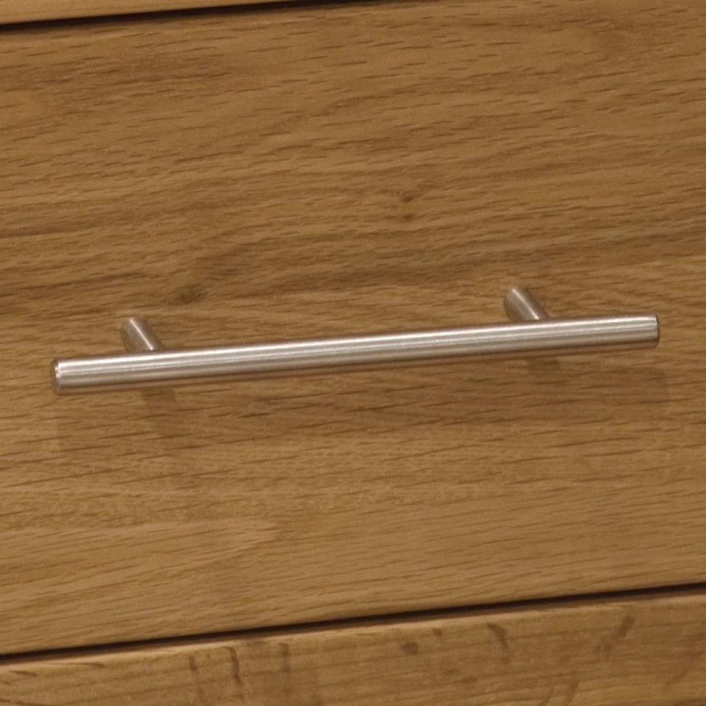 HomestyleGB Opus Oak 3+2 Drawer Chest