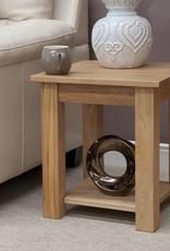 HomestyleGB Opus Lyon Oak Lamp Table