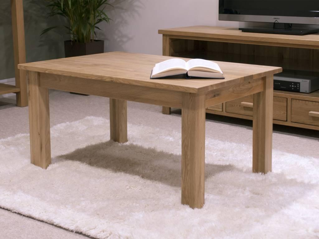 HomestyleGB Opus Lyon Oak Coffee Table