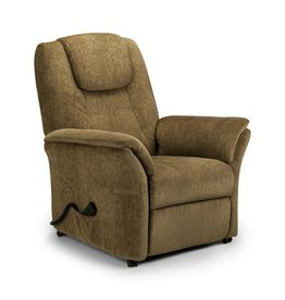 Riva Rise & Recline Chair- Chenille