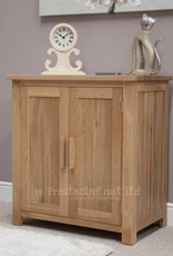 HomestyleGB Opus Oak Printer Occasional Cabinet