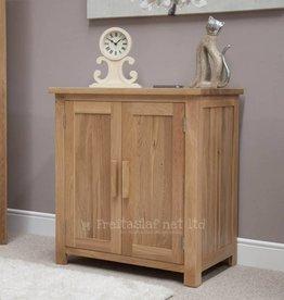 Opus Oak Printer Occasional Cabinet