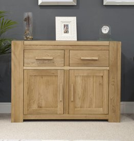 HomestyleGB Trend Oak Medium Sideboard
