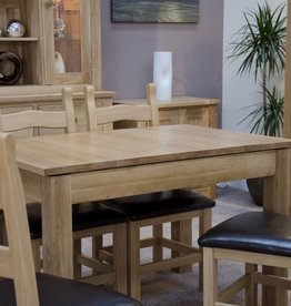 Milano  Oak Small Extending Table