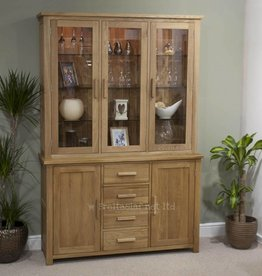 Opus Oak Large Dresser