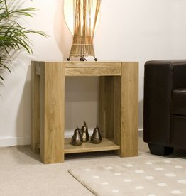 HomestyleGB Trend Oak Lamp Table