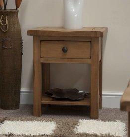 HomestyleGB Rustic Oak Lamp