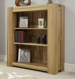 HomestyleGB Trend Oak Small Bookcase