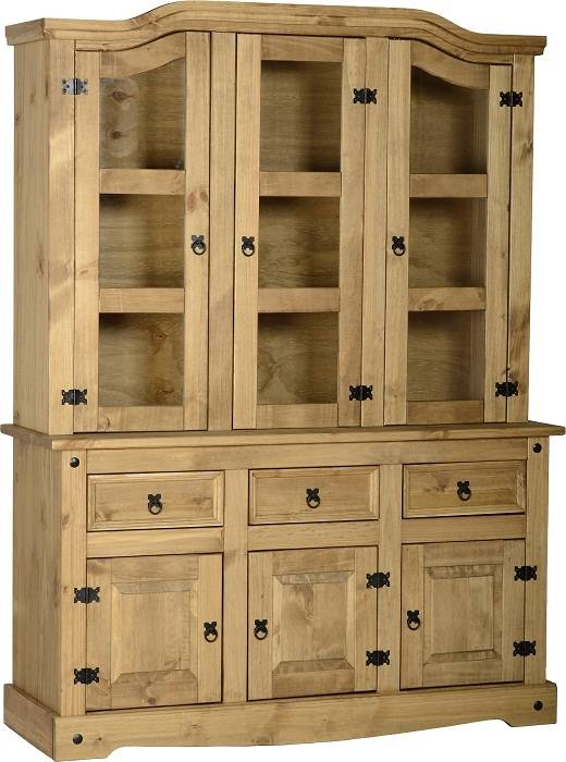 Corona Buffet Hutch