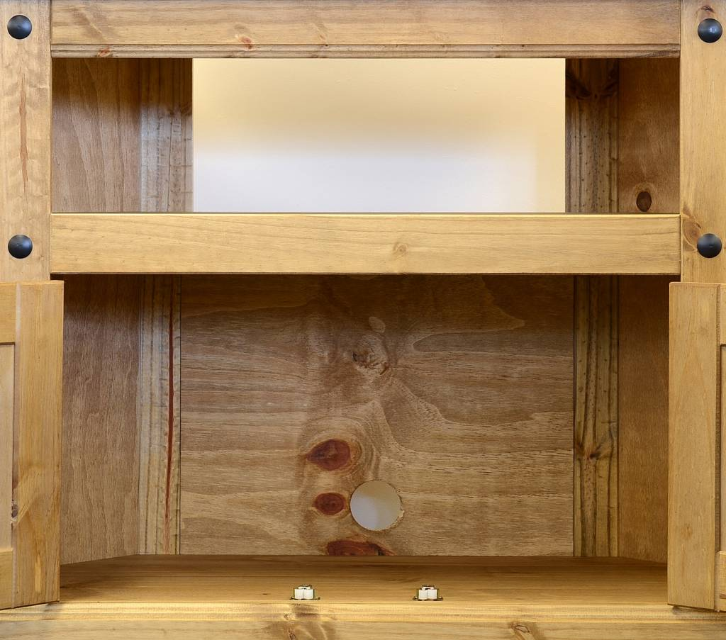 Corona Corner TV Cabinet