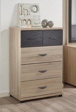 Dominic 3+2 Drawer Chest