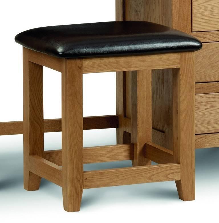 Marlborough Oak Dressing Stool