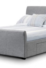 Capri Fabric Bed With Drawers