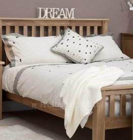 Opus Oak Bed