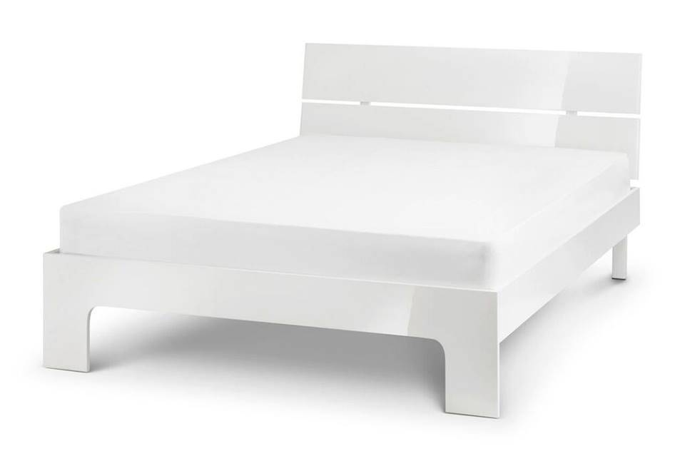 Manhattan High Gloss Bed