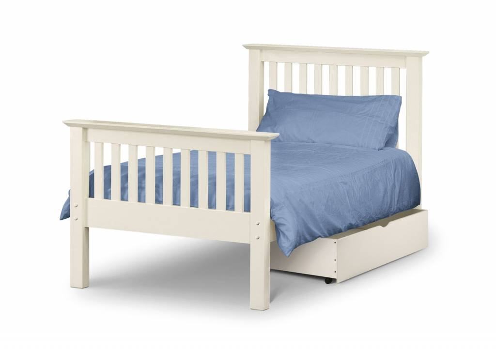 Barcelona High Foot End Bed