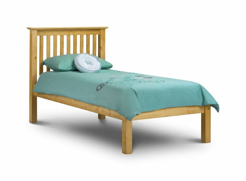 Barcelona Low Foot End Bed