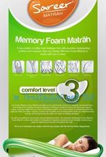 Sareer Kids Memory Foam Mattress