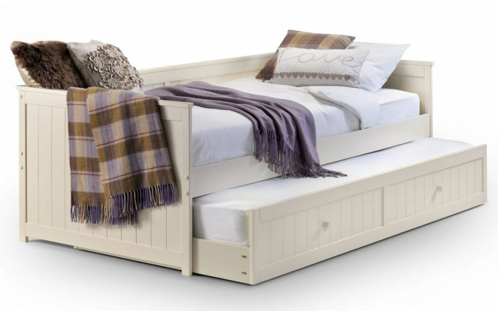 Jessica White Guest Bed