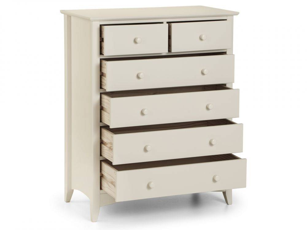 Cameo 4 Plus 2 Drawer Chest