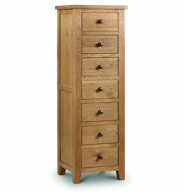 Marlborough Oak  Narrow Chest
