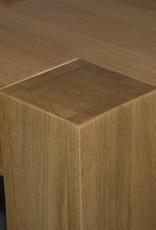 HomestyleGB Trend Oak Lamp Table