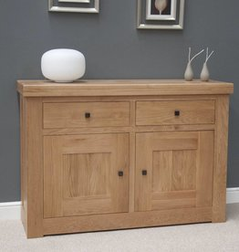 Bordeaux Solid Oak Small Sideboard