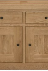 Bordeaux Solid Oak Small Sideboard