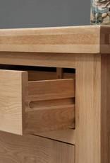 Bordeaux Solid Oak Console Table