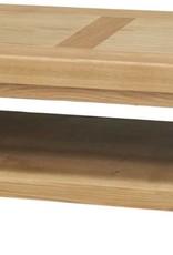 Bordeaux Solid Oak Coffee Table