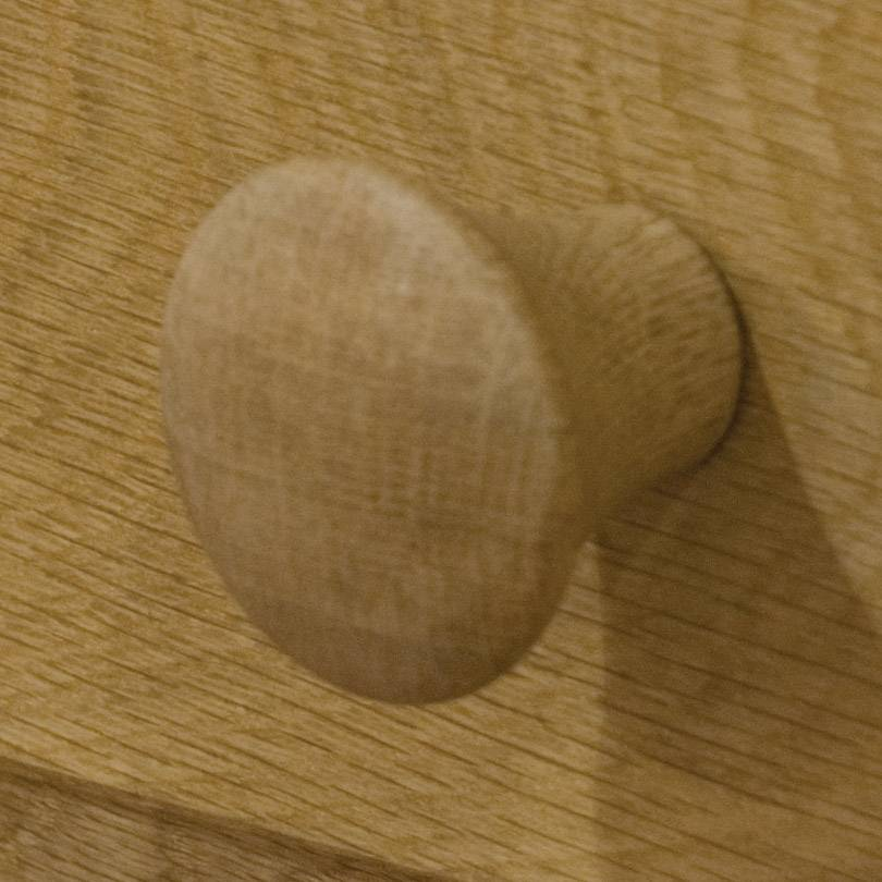 HomestyleGB Torino Oak Double Wardrobe