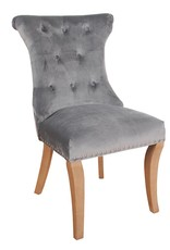 Rochelle Velvet Chair