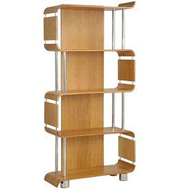 Valencia Curved Bookshelf