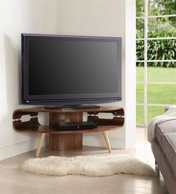 Faro Corner TV Stand