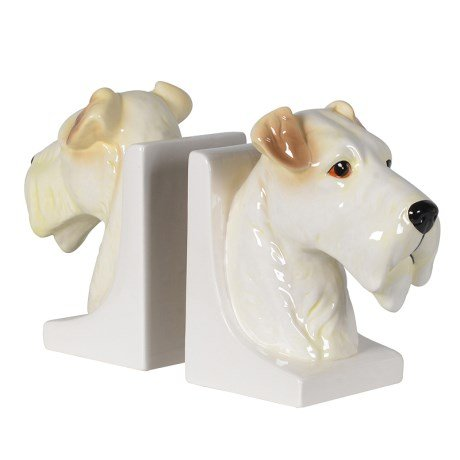 Scottish Terrier Bookends