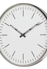 Nickel Wall Clock