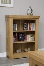 HomestyleGB Bordeaux Solid Oak Small Bookcase