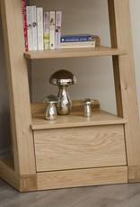 HomestyleGB Z Designer Solid Oak Bookcase