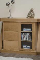 HomestyleGB Z Designer Solid Oak Small Chest