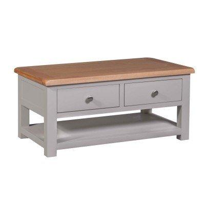 HomestyleGB Diamond Painted Coffee Table