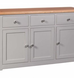 Diamond Painted Large Sideboard