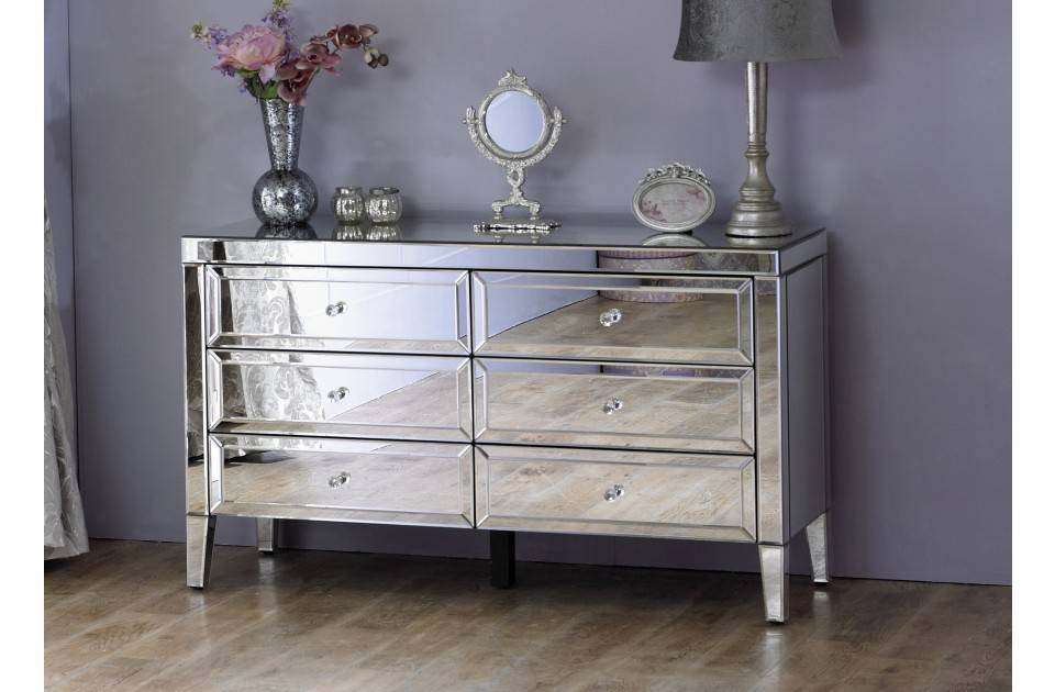 Valencia 6 Drawer Chest