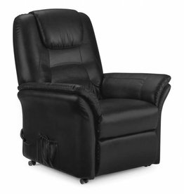 Riva Leather Rise & Recline Chair