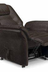 Riva Leather Rise and Recline Chair