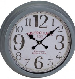 Bistro Cafe Wall Clock
