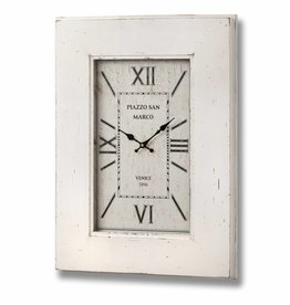 Hill Interiors San Marco Piazza Wall Clock - Large