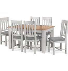 Richmond 2-Tone Dining Set