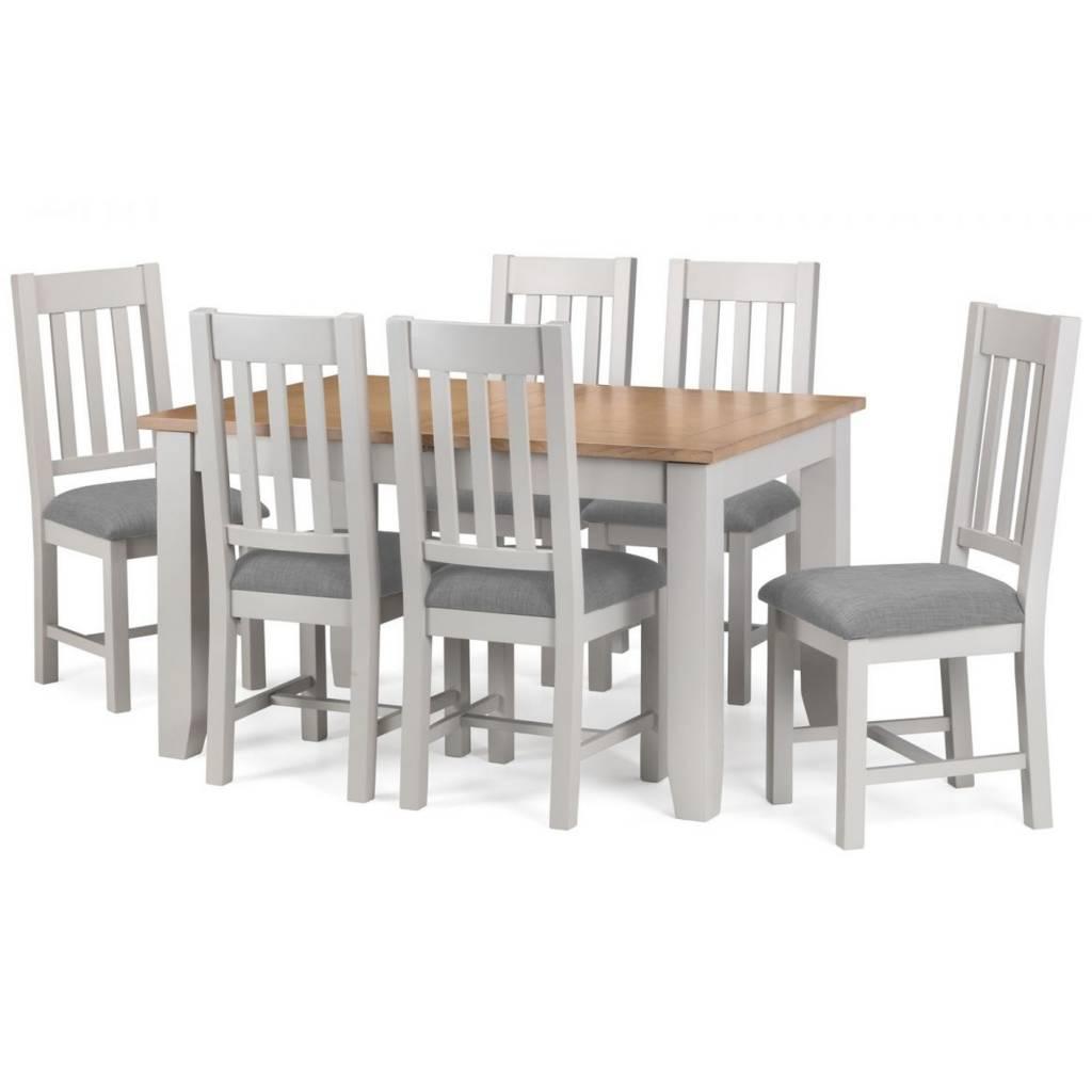 Awe Inspiring Richmond 2 Tone Dining Set Freitaslaf Net Ltd Squirreltailoven Fun Painted Chair Ideas Images Squirreltailovenorg