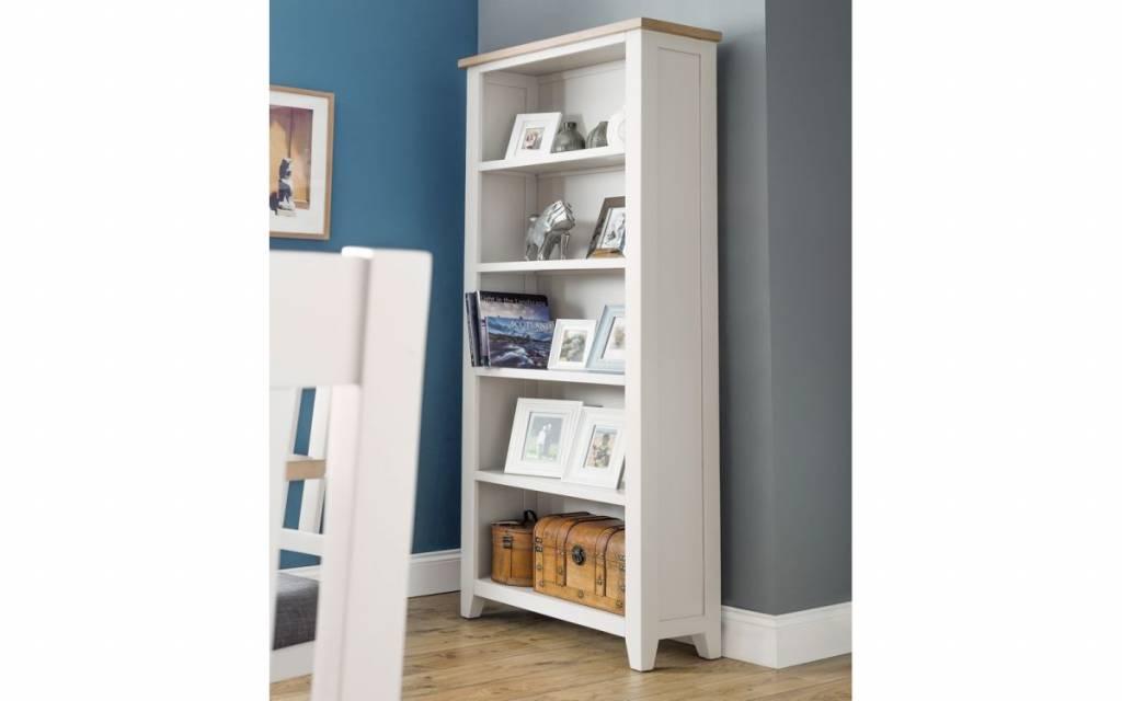 Richmond 2-Tone Tall Bookcase