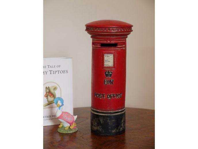 Post Box Money Box
